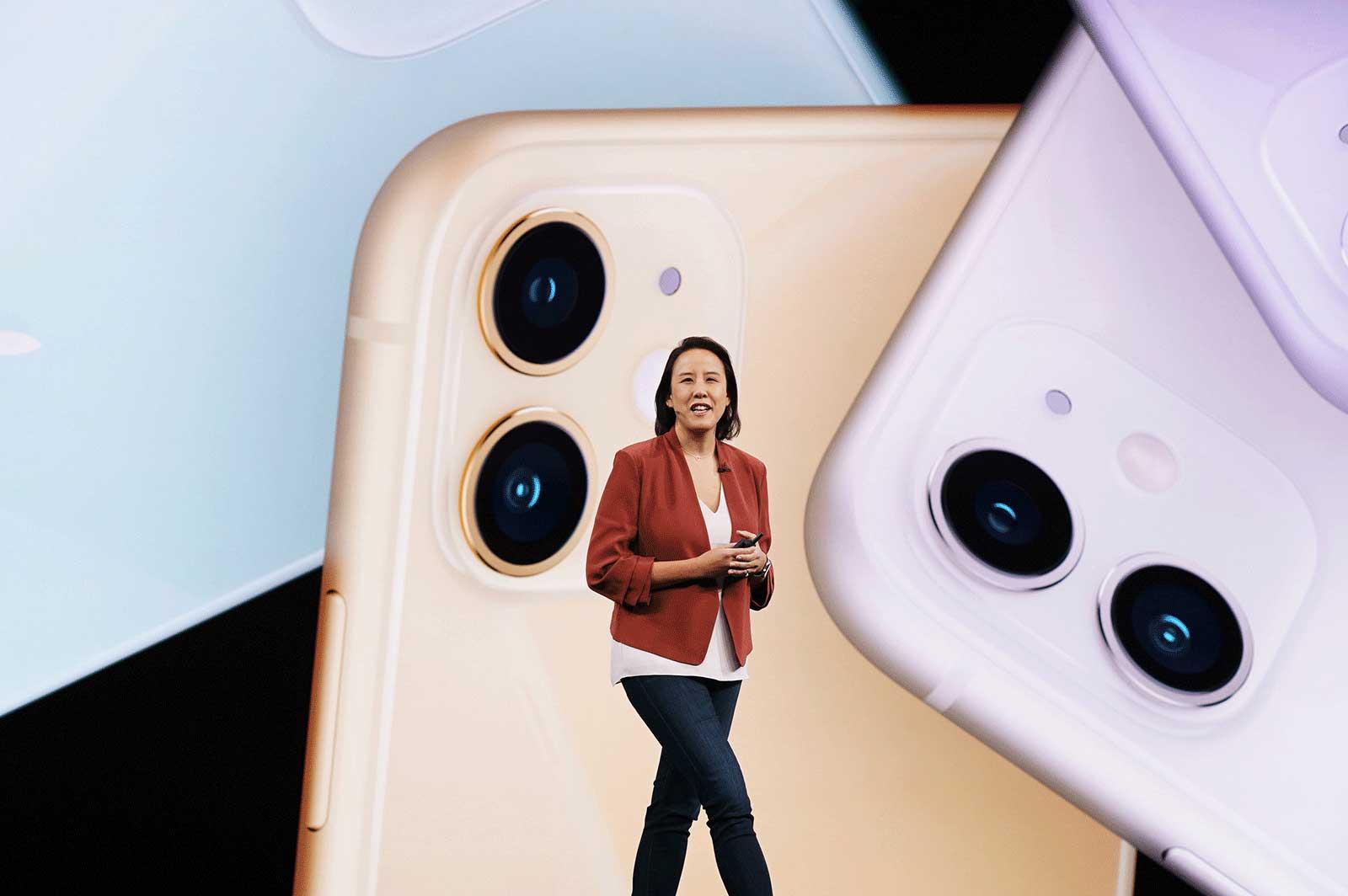 Keynote iPhone 11 keuyni