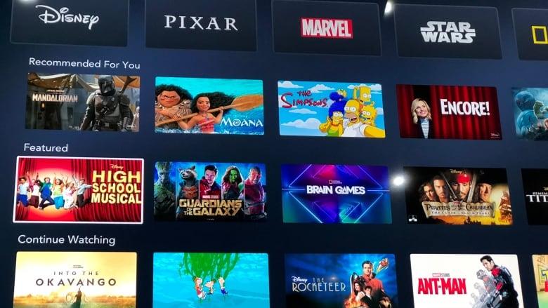 Disney Plus Liste Deutschland