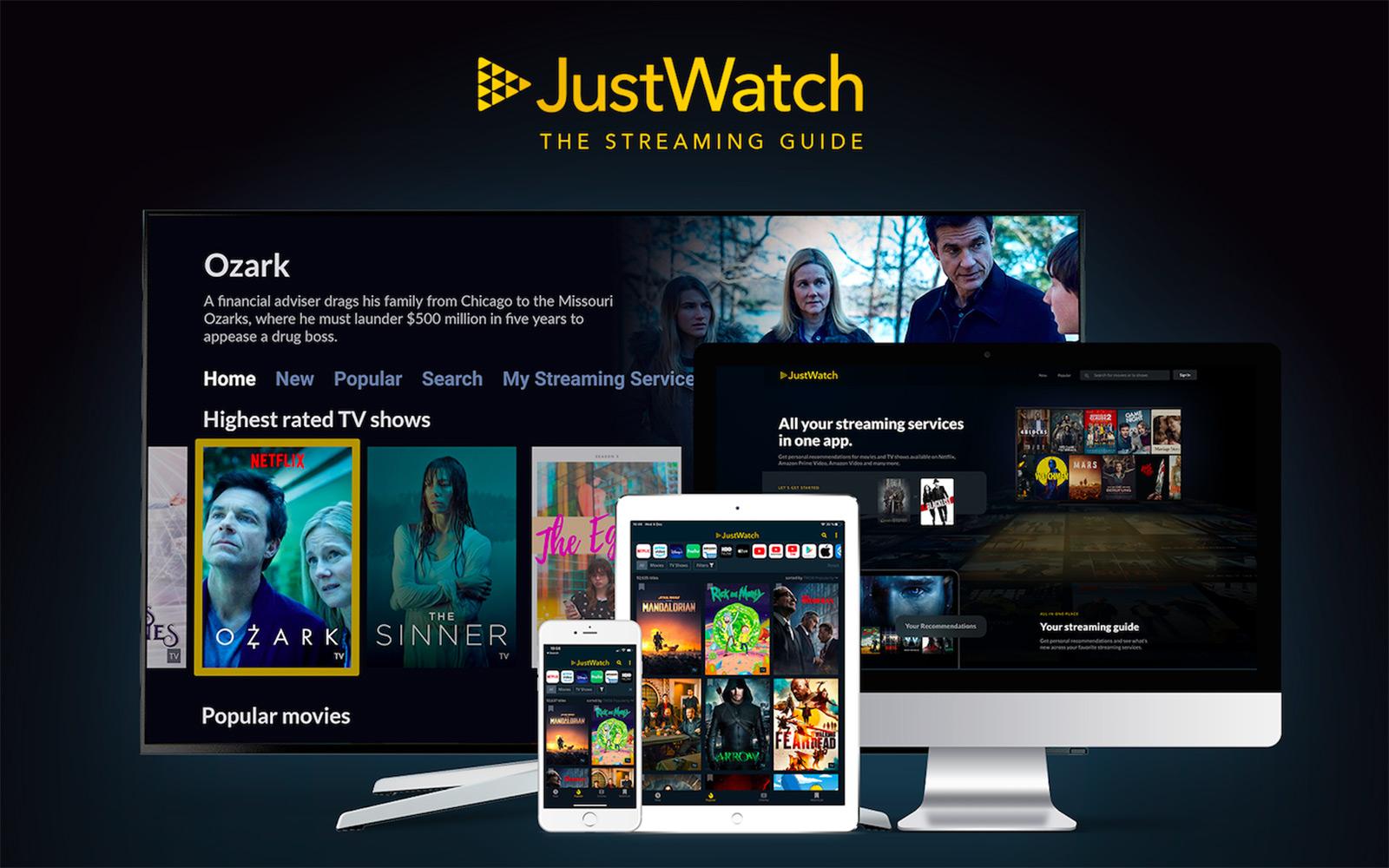 JustWatch ed il piacere di sapere dove guardare ciò che vogliamo vedere