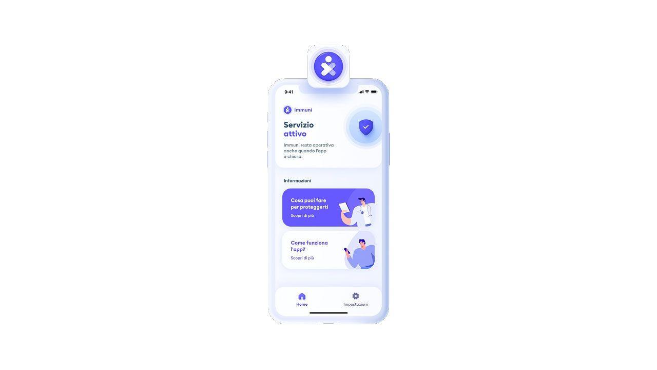 immuni disponibile italia android ios come scaricare app v7 449359 2